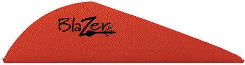 Bohning Archery Bohning Blazer Vanes 2 Red 36/pk. 28488
