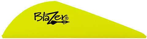 Bohning Archery Bohning Blazer Vanes 2 Neon Yel 36/pk. 28495