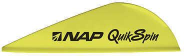 New Archery NAP Quik Spin ST Vanes 2'' Black 100/pk. 29023