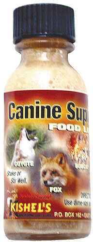 KISHEL'S QUALITY ANIMAL SCENTS Kishels Canine Supreme Coyote, Fox, Bobcat Lure 1oz. 29347