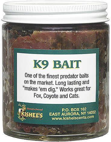 KISHEL'S QUALITY ANIMAL SCENTS Kishels K9 Bait 6oz. 29360