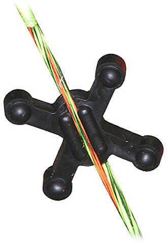 BOW JAX INC BowJax Slip Jax Black 4/pk 1040