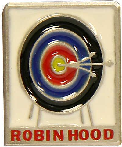 EMPIRE PEWTER MFG CO Empire Robinhood Pewter Pin 2''x1'' Pwtr 29461