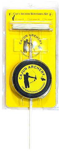 CAJUN ARCHERY Cajun Stingaree II Bowfishing Kit 29534