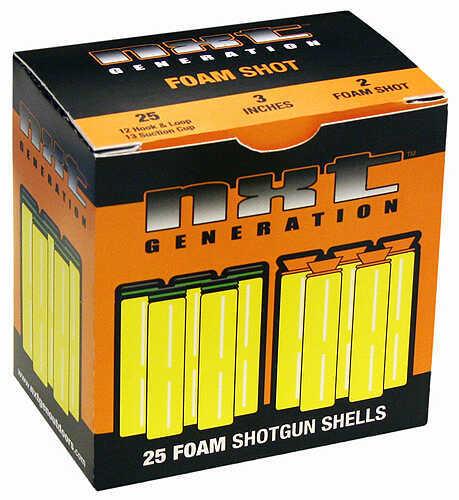 NXT GENERATIONS LLC NXT Gen Shotgun Shell BoxProjectiles 25/pk 30037