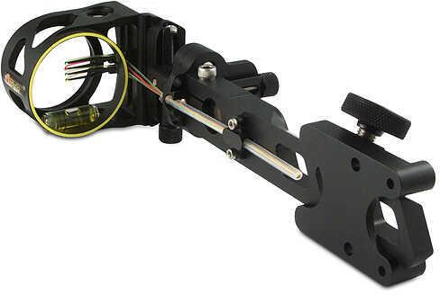 VIPER ARCHERY PRODUCTS Viper Predator Microtune Pro Sight RH Black 5 Pin .019 30052