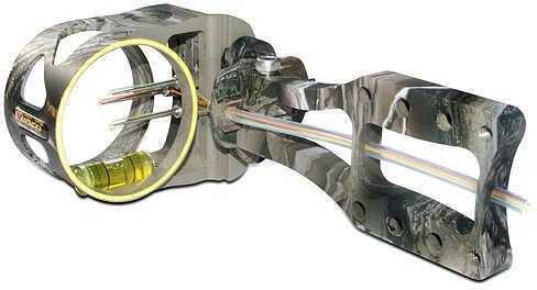 VIPER ARCHERY PRODUCTS Viper Predator Hunter 500 Sight RH AP 4 Pin .029 30054