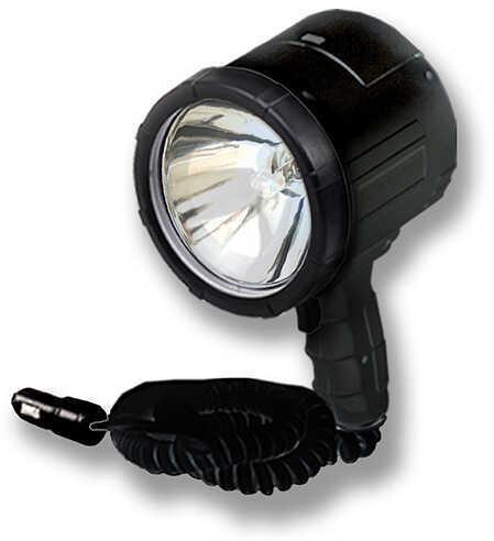 Optronics 3 Million Candle Power 12-Volt NightBlaster Halogen Spot Light 12V 130 Watt Black 30090