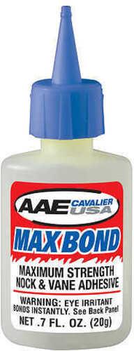 Arizona Archery Enterprises ARIZONA ARCHERY ENT AAE/Cavalier Max Bond Glue 7oz. 30521