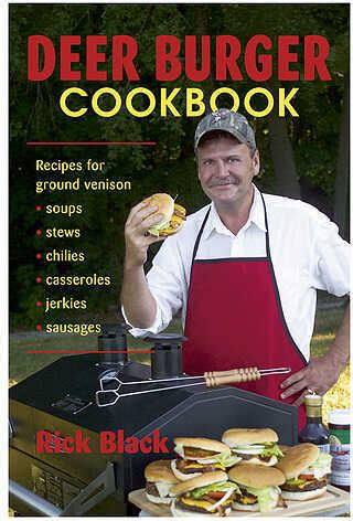 Stackpole Books Stackpole Deer Burger Cookbook 144pp. 32871
