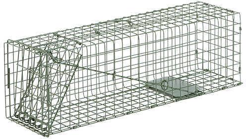 DUKE WILDLIFE TRAPS Duke Single Door Wildlife Cage Traps #2 Rabbit 24''x7''x7'' 1105