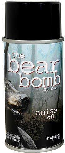 THE BUCK BOMB/MOLD MEDIC Buck Bomb Anise Oil Bear Bomb Fogger 31405