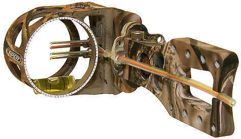 VIPER ARCHERY PRODUCTS Viper Predator Hunter 1000 Sight RH Lost 5 Pin .029 31441