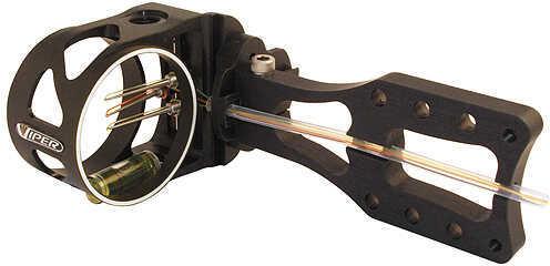 VIPER ARCHERY PRODUCTS Viper Predator Hunter 500 Sight RH Black 4 Pin .029 31442