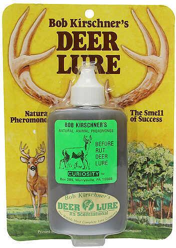 B. Kirschner Deer Lure B KIRSCHNER DEER LURE Kirschner's Curiosity Lure 1.25oz 31504582