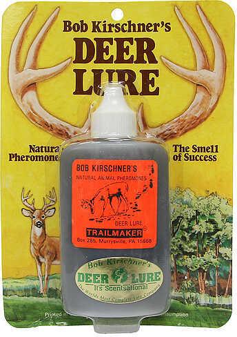 B. Kirschner Deer Lure B KIRSCHNER DEER LURE Kirschner's Trailmaker Type 1.25oz 31504584
