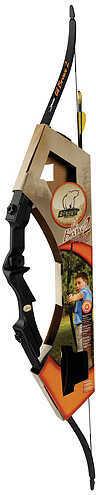 Escalade Sports Bear Lil Brave 2 Bow Set 16-24in 8-12lb RH Black 32034