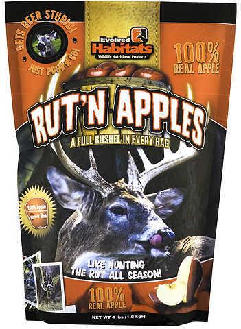 Evolved Habitats Rut'n Apples Attractant 4# Bag 32526