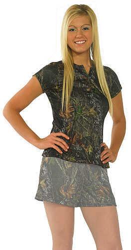 WEBER'S CAMO LEATHER GOODS Webers Women's Loungewear Camo Henly Md MO-BrkUp 32769