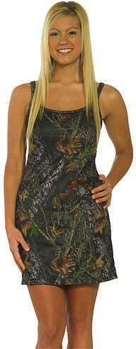 WEBER'S CAMO LEATHER GOODS Webers Women's Loungewear Camo Nightgown Lg MO-BrkUp 32774