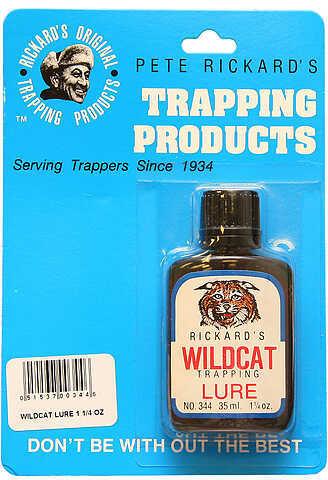 Pete Rickard Rickard's Trapping Lure - Wildcat 1.25oz. 32835