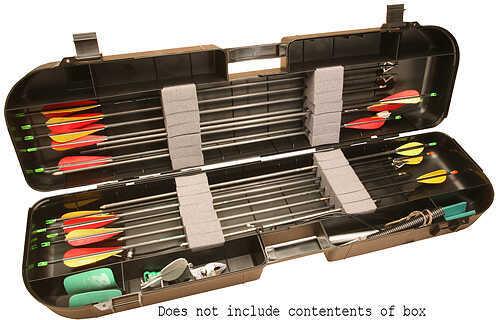 MTM Arrow-Plus Case Smoke 36 Arrow