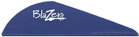 Bohning Archery Bohning Blazer Vanes 2 Blue 36/pk. 33908