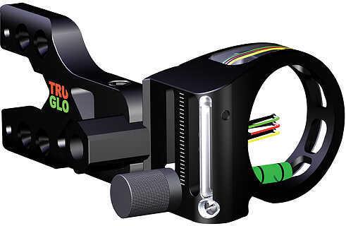 Truglo Tru-Site Xtreme Compact Sight RH/LH Black 3 Pin .019'' w/Light 33956