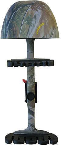 Kwikee Kwiver Combo Quiver Realtree AP Green 4 Arrow Model: K4CAPG