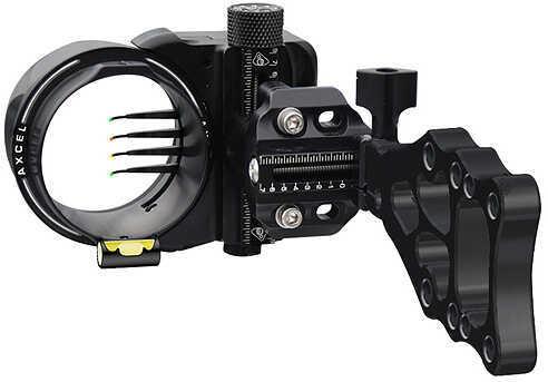 Tru-Ball Release Axcel Armortech Sight RH/LH Black 4 Pin - .019'' 34708