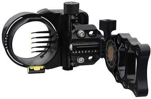 Tru-Ball Release Axcel Armortech HD Sight RH/LH Black 5 Pin - .010'' 34710
