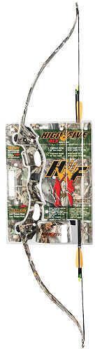 Hunter Dan / Creative High Five RLX 48'' Recurve Bow Set 16-26'' 13-28# RH G-1 34895