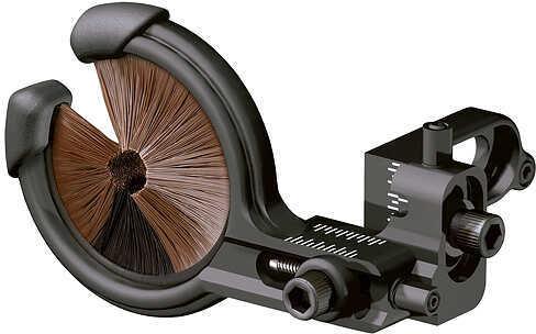 TROPHY RIDGE LLC/ESCALADE SPOR Trophy Ridge Sure Shot Pro Whisker Biscuit LH Black Md 35057
