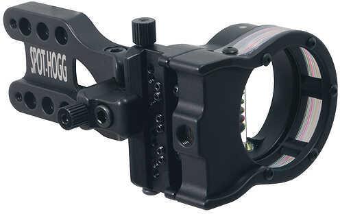 SPOT-HOGG ARCHERY PRODUCTS Spot Hogg Real Deal 5 Pin Sight w/Wrap Pins RH 5 Pin .010'' Lg Guard 35084