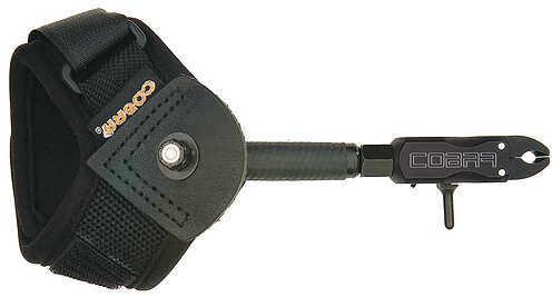 Cobra Archery Cobra Bravo EV1 Release Black H&L 35182