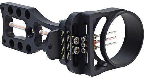 VIPER ARCHERY PRODUCTS Viper Predator Hunter 250 Sight RH Black 3 Pin .029 35391