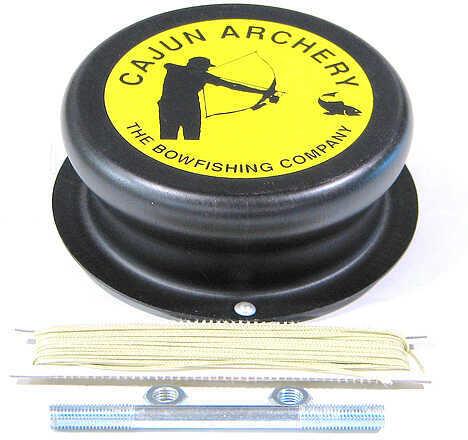 CAJUN ARCHERY Cajun Screw On Reel & Line 50' - 80# Package 4010