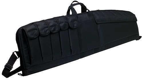 30-06 Outdoors 41'' Deluxe Tactical Rifle/Shotgun Case Black 35628