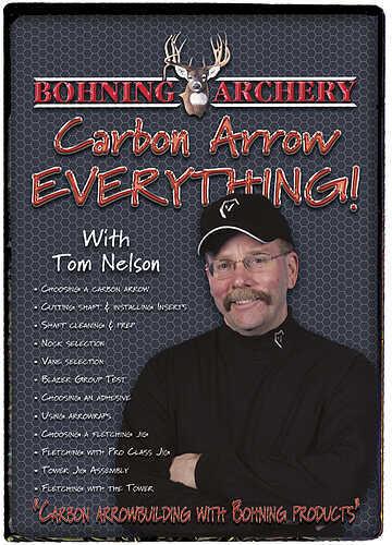 Bohning Archery Bohning Carbon Arrow Everything Arrow Building DVD 82 min. 1293