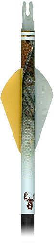 Bohning Blazer Arrow Wrap Camouflage Fade 4 in. 13 pk. Model: 501001CAMO1