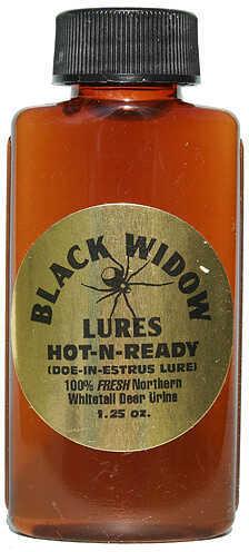 BLACK WIDOW DEER LURES Black Widow Hot-N-Ready Deer Lure 1.25oz. 35745