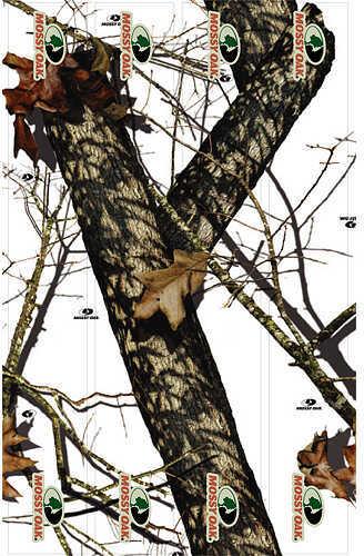 LVE HUNTING DECALS LLC LVE Extreme Arrow Wraps - Mossy Oak Winter 7'' Carbon MO Winter 12/pk. 36030
