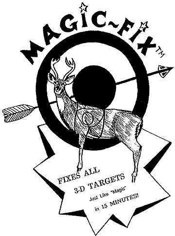 Cherokee Sports / Magic Fix CHEROKEE SPORTS/MAGIC FIX Cherokee Magic -Fix Personal Kit Brown 36103758