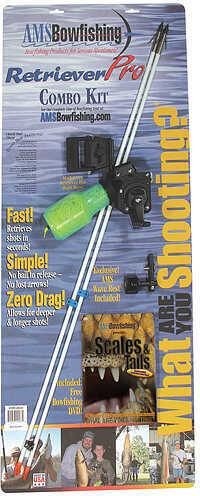 AMS LLC AMS Retriever Pro Combo Kit RH 200# line 36300