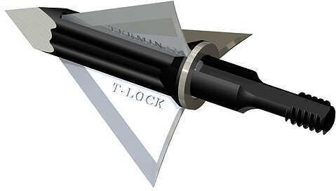Trophy Taker Terminal T-Lock Broadhead 100 gr. 3/pk. 7002