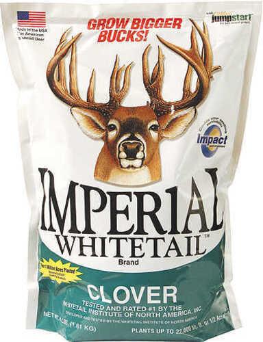 THE WHITETAIL INSTITUTE Whitetail Institute Imperial Whitetail Clover 2.25 Acres 18lbs 36481