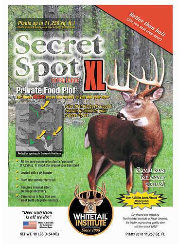 THE WHITETAIL INSTITUTE Whitetail Institute Imperial Secret Spot XL 11,250sq.ft. 10lbs 36482