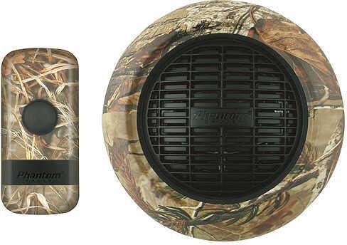 Extreme Dimension Wildlife Sportsman's Wireless Doorbell Camo ED-DB-802