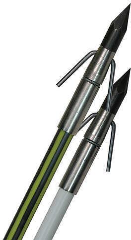 AMS LLC AMS 5/16'' Fiberglass Arrow w/Shure Shot Penetrator Pkg 37175
