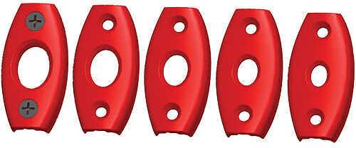 Aim Sports Inc. Aim Sports Loc-A-Peep Hunter Kit 5 Sizes Red 37182